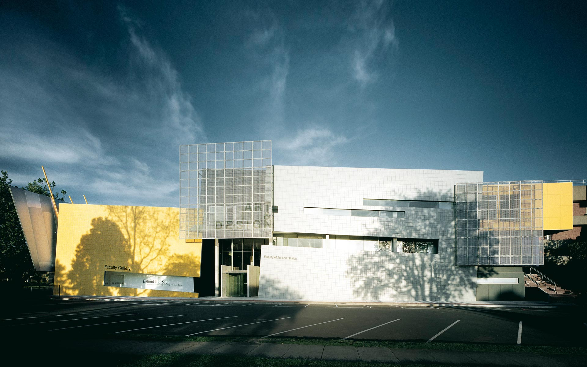Faculty of art design monash university melbourne for Urban design architects melbourne