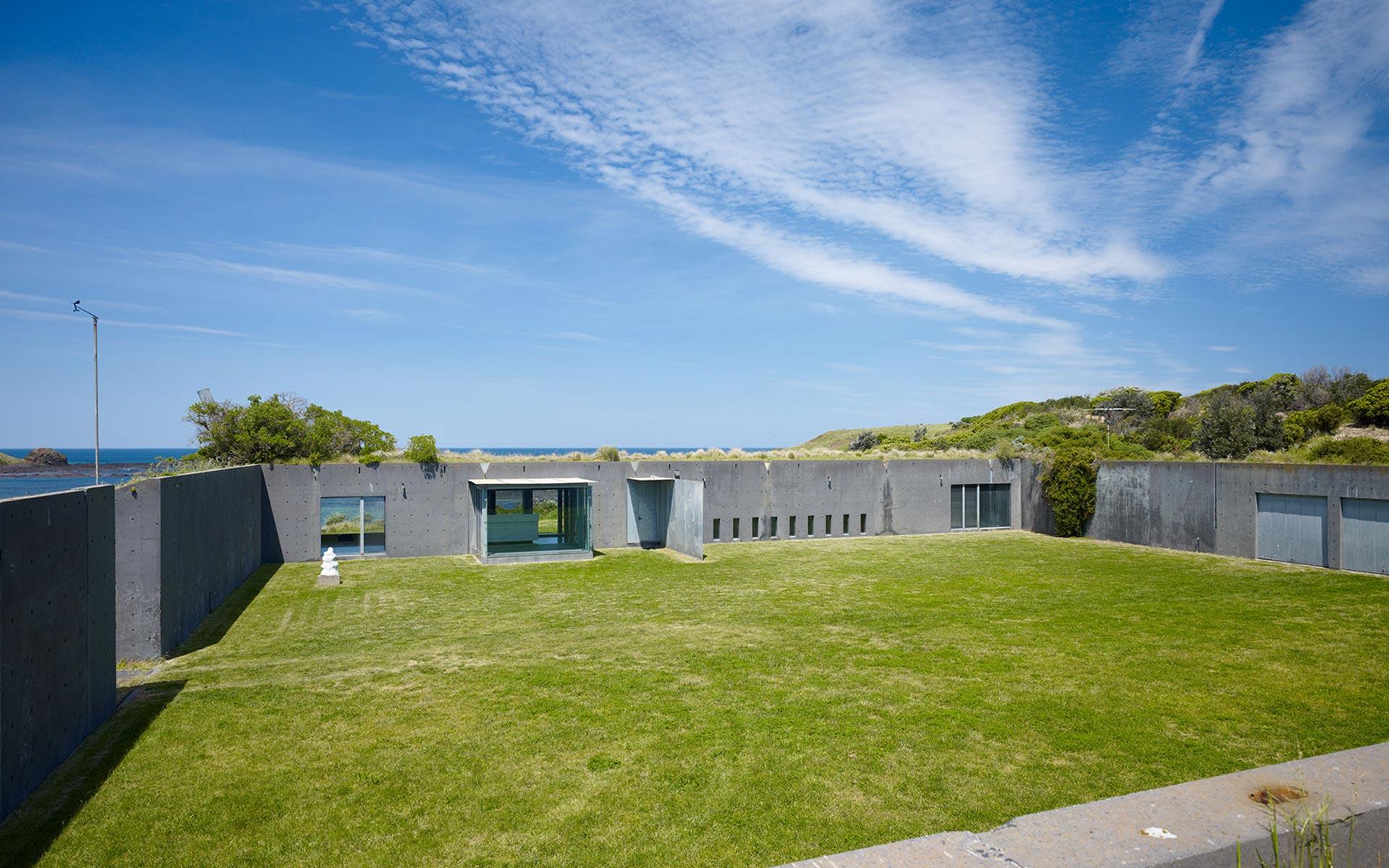 Phillip island house australia denton corker marshall for Beach house designs phillip island