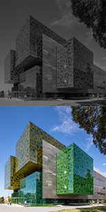 Biomedical Learning + Teaching Building Monash University Melbourne Australia